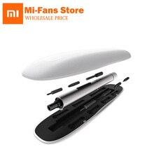 Оригинальный Xiaomi wowstick 1FS обновлен Шуруповёрты 18 биты алюминия Для тела со светодиодной DIY Инструменты комплект для телефона ремонт
