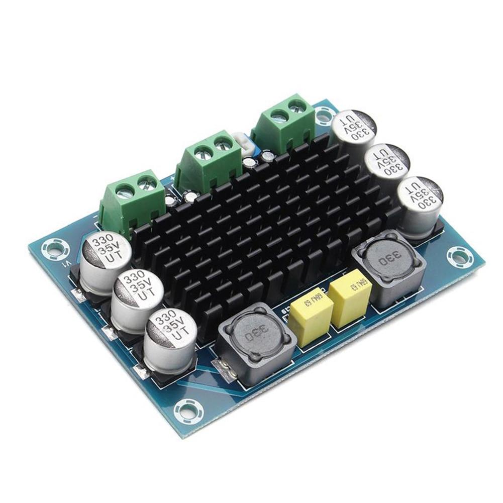 XH-M542 Mono 100W Digital Power Amplifier Board Digital Audio Amplifiers 2019XH-M542 Mono 100W Digital Power Amplifier Board Digital Audio Amplifiers 2019