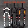 Велосипедная воздушная вилка 26 27,5 29 ER MTB, подвесная вилка для горного велосипеда, амортизация воздуха, амортизирующая линия, блокировка для ...