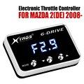 Автомобильный электронный контроллер дроссельной заслонки гоночный ускоритель мощный усилитель для MAZDA 2 (DE) 2008-2019 Запчасти для дизельной н...