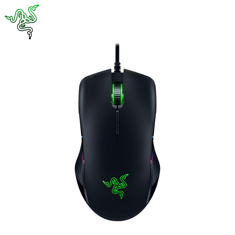 Razer LANCEHEAD TE 16000dpi Optical Gaming Mouse Laser USB Mouse for Laptops Desktop Support Official Verification Gaming Mice