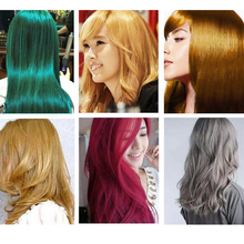 Professional Natural Red Unisex Hair Color