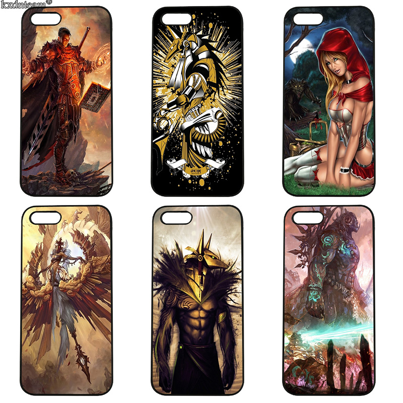 Hot Sale Fantasy Myth Mobile Phone Case Hard PC Cover Fitted for iphone 8 7 6 6S Plus X 5S 5C 5 SE 4 4S iPod Touch 4 5 6 Shell