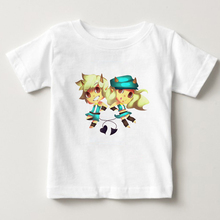 Summer hot sale kids T shirt dofus print T-shirt children leisure Cartoon t shirt boys girls pure cotton Lovely clothing tee  NN 2017 hot sale pokemon kids t shirt 100