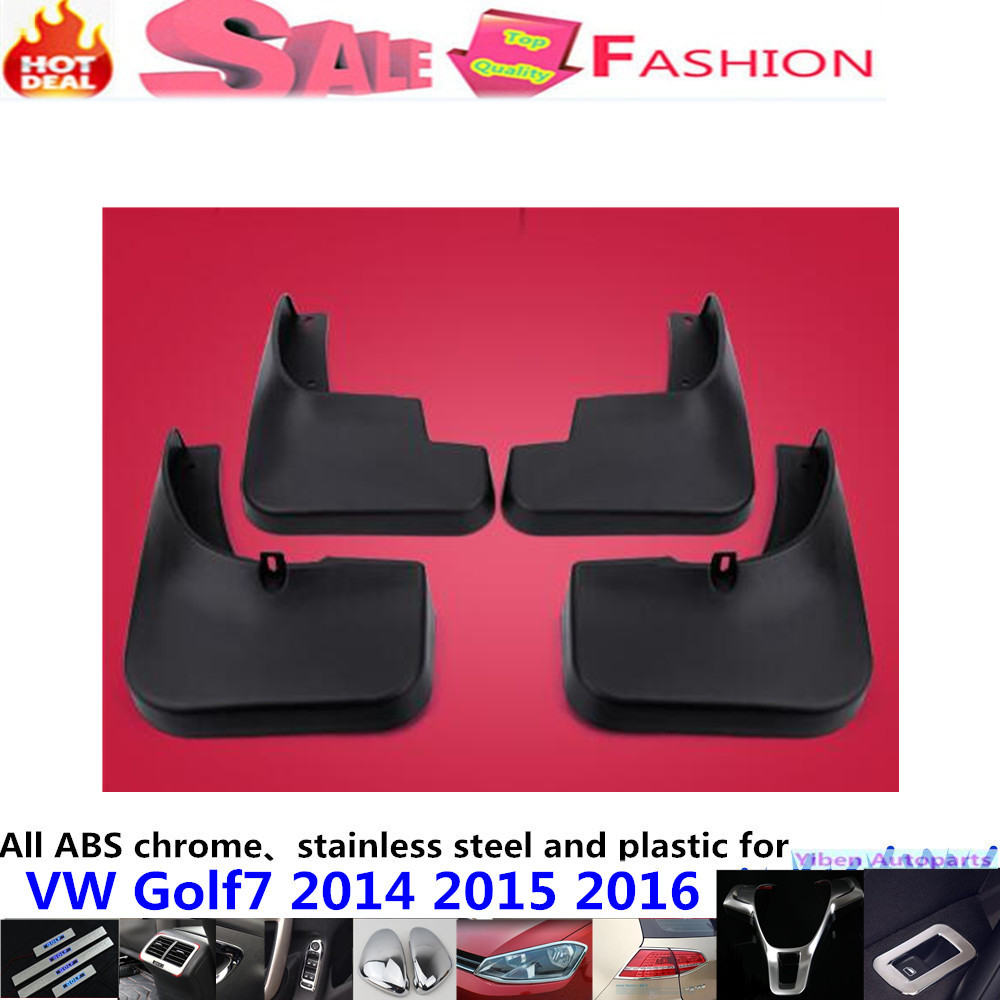 car inner Groove Gate Slot Armrest Storage Rubber non-slip mats inner door pad/cup part 13pcs for VW Golf7 Golf 7 2014 2015 2016 maybelline new york тени для век color tattoo оттенок 97 сливовый десерт 4 мл