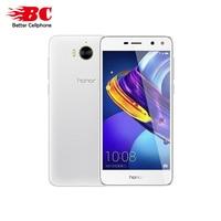 Original HUAWEI Honor 6 Play 2GB RAM 16GB ROM Dual SIM Rear Camera 8 0MP 1280x720P