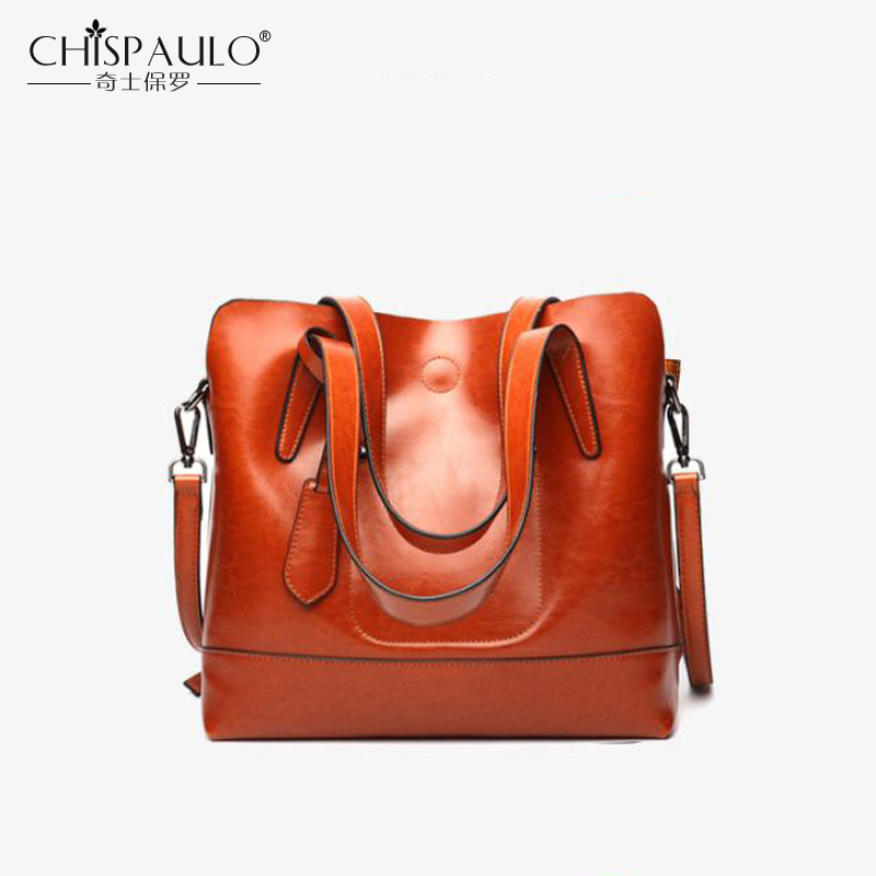 New Composite Bag Genuine Leather Casual Tote Bag Fashion Women Handbag Soft Leather Shoulder Bag Famou Brand Designer Women Bag