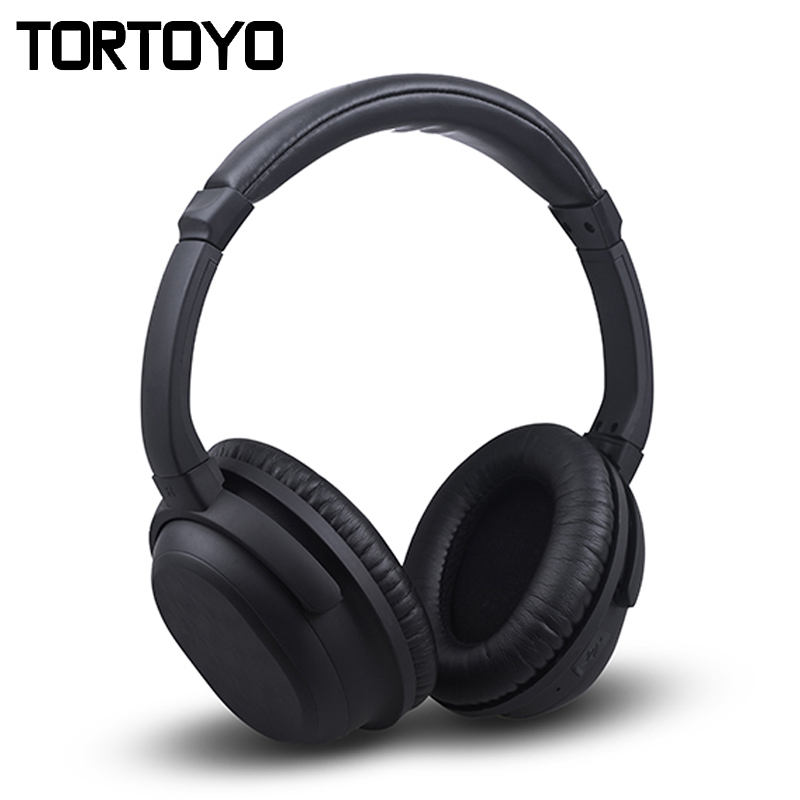 bh519 headphones anc wireless bluetooth headset professional sports headband hifi earphone super. Black Bedroom Furniture Sets. Home Design Ideas