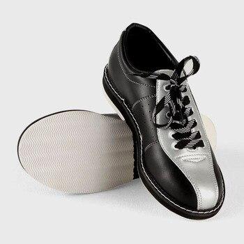 2018 Precipitò Zapatillas con Plataforma Professionale Degli Uomini di Scarpe da Bowling Paio di Modelli Sportivi Antiscivolo Traspirante Traning 2 Colori B122