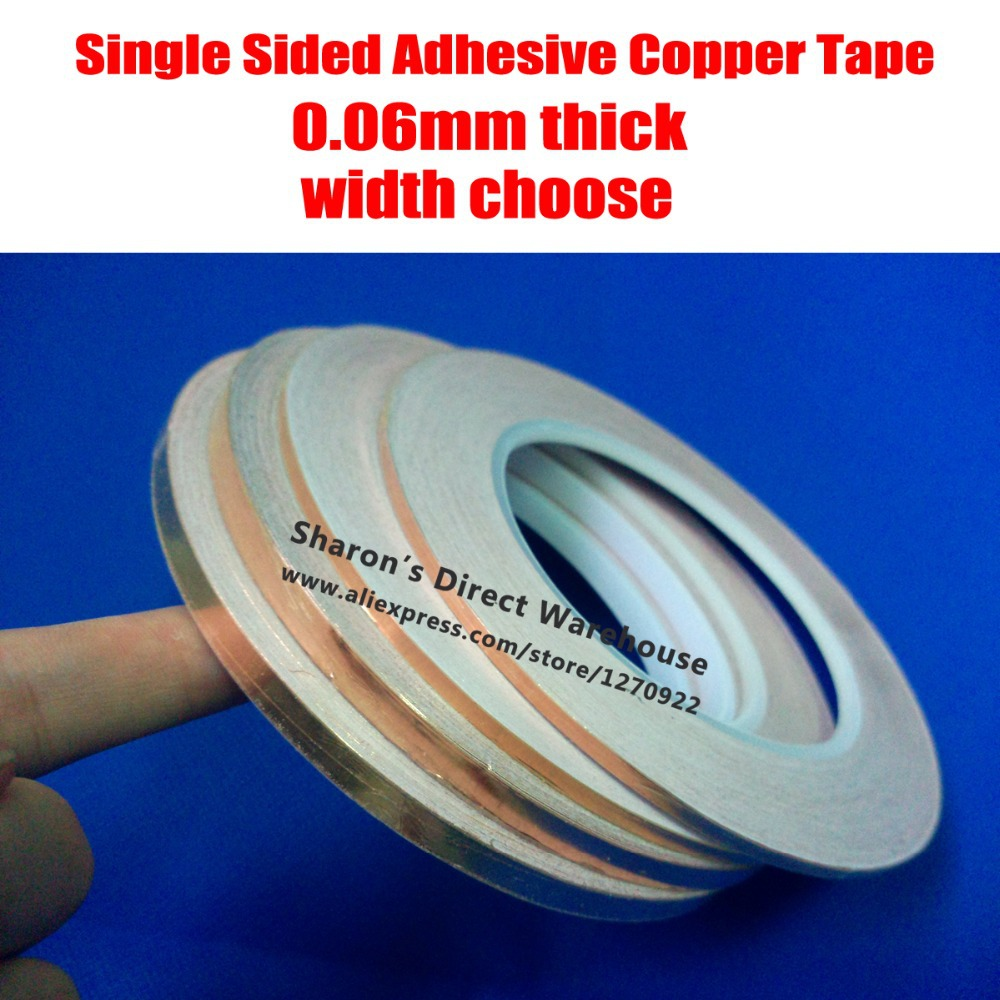 3mm~30mm Width Choose) 30M, 0.06mm Thick, Single Sided Adhesive ...