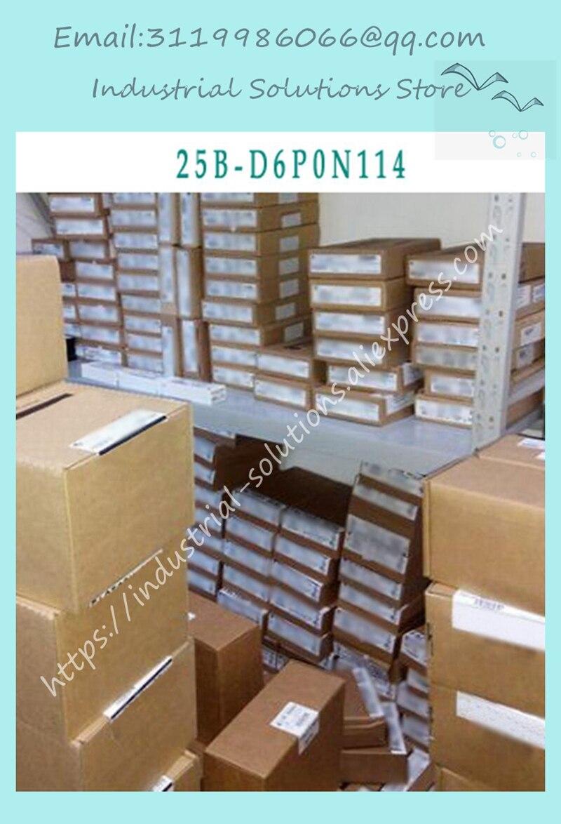 NUOVO 25B-D6P0N114 25B-D6PON114 industriale di controllo del convertitore di frequenzaNUOVO 25B-D6P0N114 25B-D6PON114 industriale di controllo del convertitore di frequenza