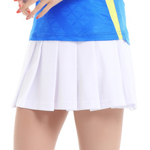 Badminton Culottes Female Quick Dry Cultivate One's Morality Show Thin Tennis Sports Short Skirts