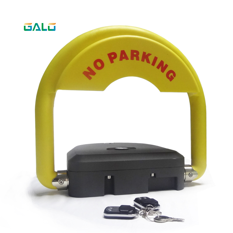 Smart Car Parking Lock Guard System For Parking Control