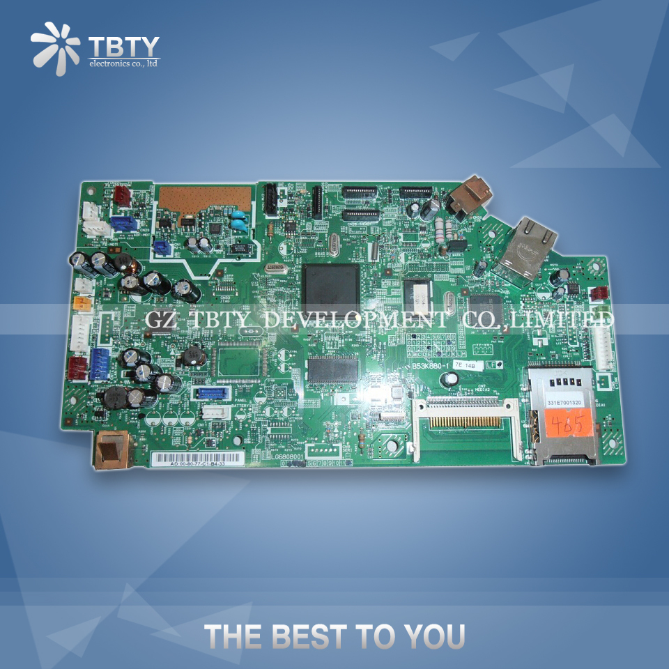 100% Test Main Board For Brother MFC 465 MFC465 MFC-465 Formatter Board Mainboard On Sale free shipping main board for brother mfc 465cn mfc 465 mfc 465cn 465 formatter board mainboard on sale