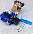 Sumitomo FC-6S fibra óptica Cleaver com caixa de cabo de fibra. Cabo stripper