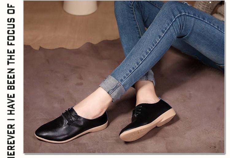 XY 929 (13) women flat shoes