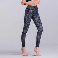 NODELAY 2018 New Women Yoga Pants High Quality Slim Running Fitness Leggings Good Elastic Profession Sports