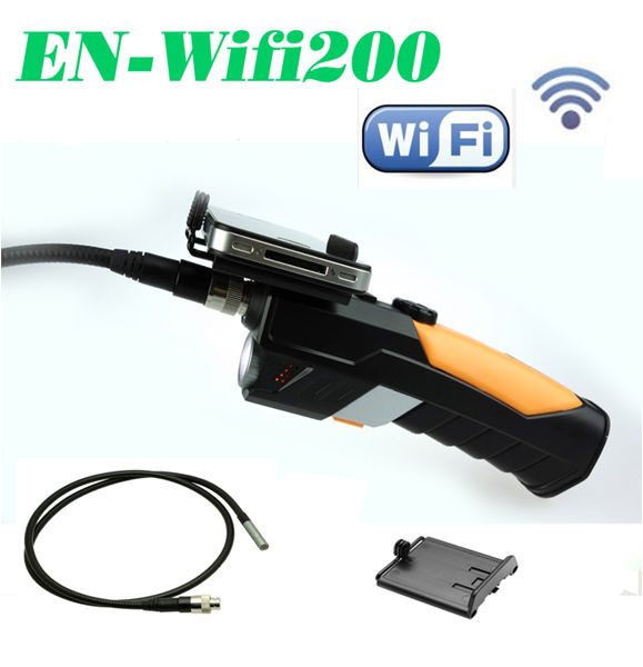 8 5MM HD 720P Wireless Wifi Endoscope Video Inspection Camera Borescope Endoscope Camera For Iphone font