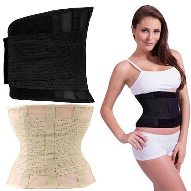 0e22d35fc2 waist slimming belt massage women Miss Belt Sports Training Belt Slim Waist  Shapewear Strap Hourglass Shape