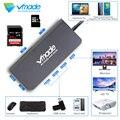 Vmade USB-C концентратор к HDMI адаптер Thunderbolt 3 USB C концентратор док-станция с USB 3 0 концентратор PD устройство для чтения карт SD TF для MacBook Pro Type C