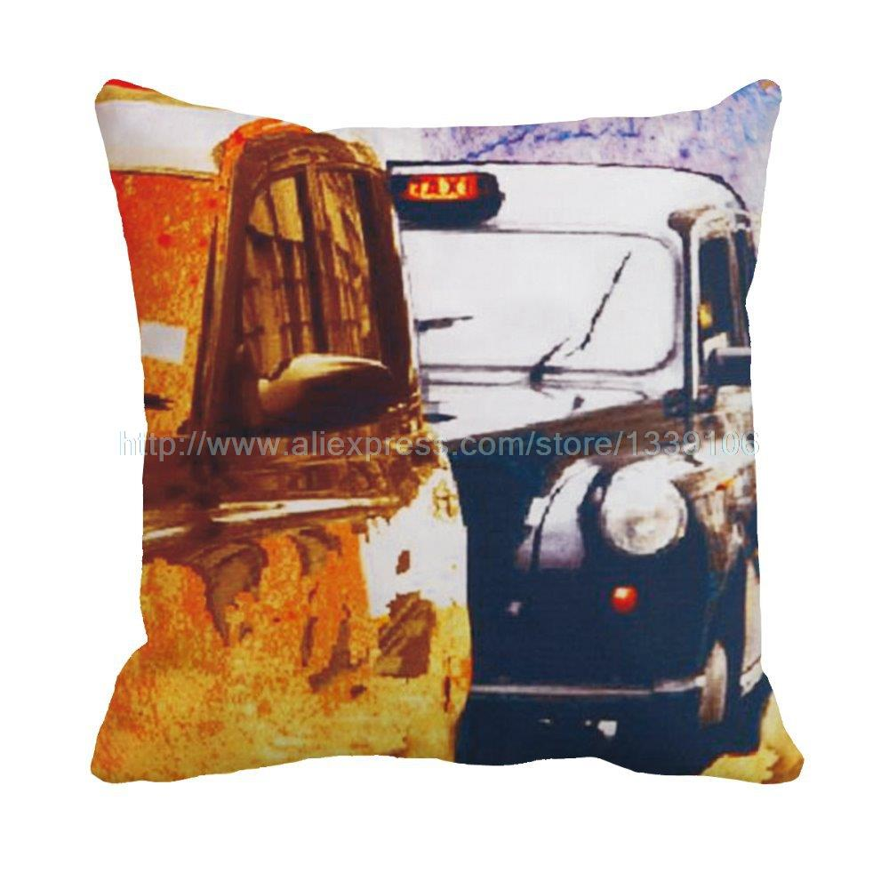 city graffiti style print pillows luxury cushions home decor pillows decorate luxury decorative cushions custom
