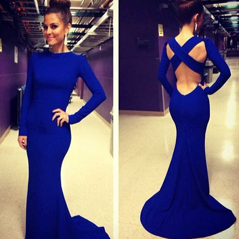 High Quality Blue Prom Dresses Cheap-Buy Cheap Blue Prom Dresses ...