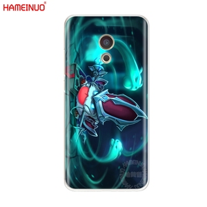 Чехол для телефона HAMEINUO lol League of Legends для Meizu M6 M5 M5S M2 M3 M3S MX4 MX5 MX6 PRO 6 5 U10 U20 note plus