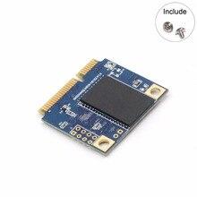 Zheino Half size mSATA SSD 32GB Solid state drive SATA III Module SSD Hard Disk for