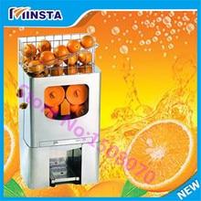 2000E-3 Gold supplier 20 Orange/min commercial orange juicer machine , pomegranate juice extractor machine