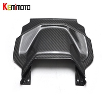 KEMiMOTO For Yamaha MT 07 MT07 FZ 07 MT 07 2014 Motorcycle Accessories Rear Tail Panel