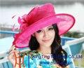 Бесплатная Доставка Женщины Hat Женщин Sinamay Hat Кентукки Дерби Hat Sinamay Ткань Ленты Случайные Шляпу Хорошее Высокое Качество Широкими Полями