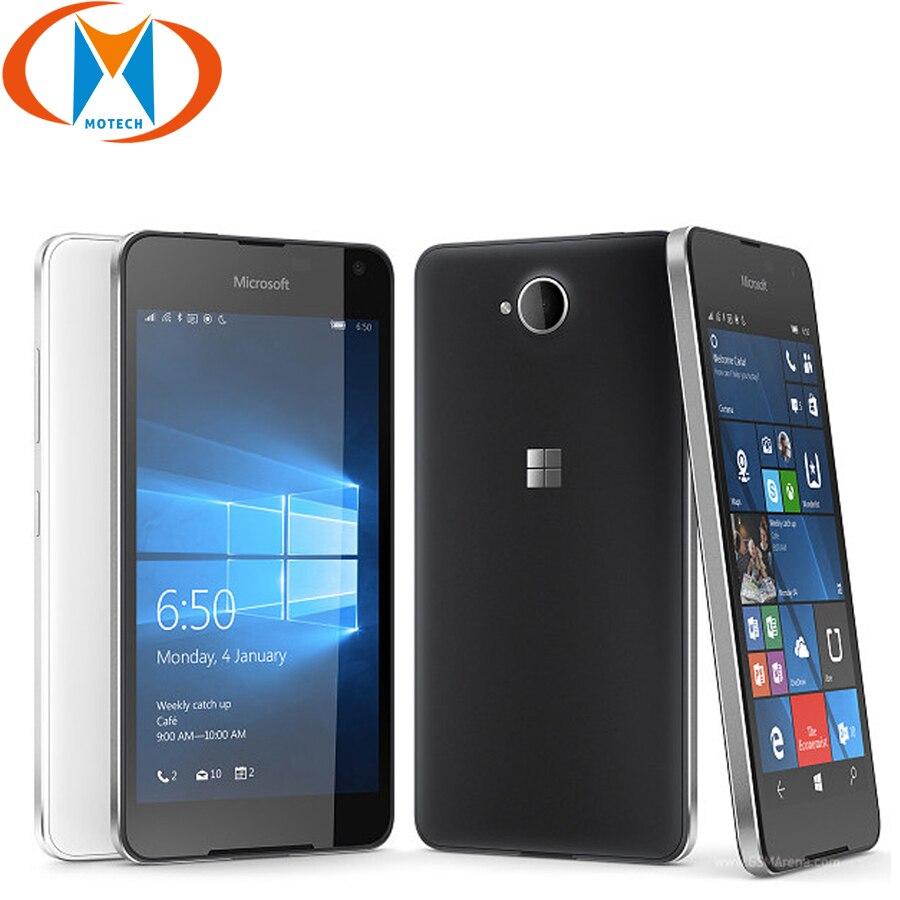 Original New Nokia Microsoft lumia 650 Rm-1152 EU version 4G LTE Mobile