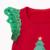 Bodysuit Macacão de Bebê de Algodão do bebê definir a Cor Vermelha do natal e Tutu Saia 3 Pcs New Born Bebe Roupas Infantis Roupas de Outono Xmas