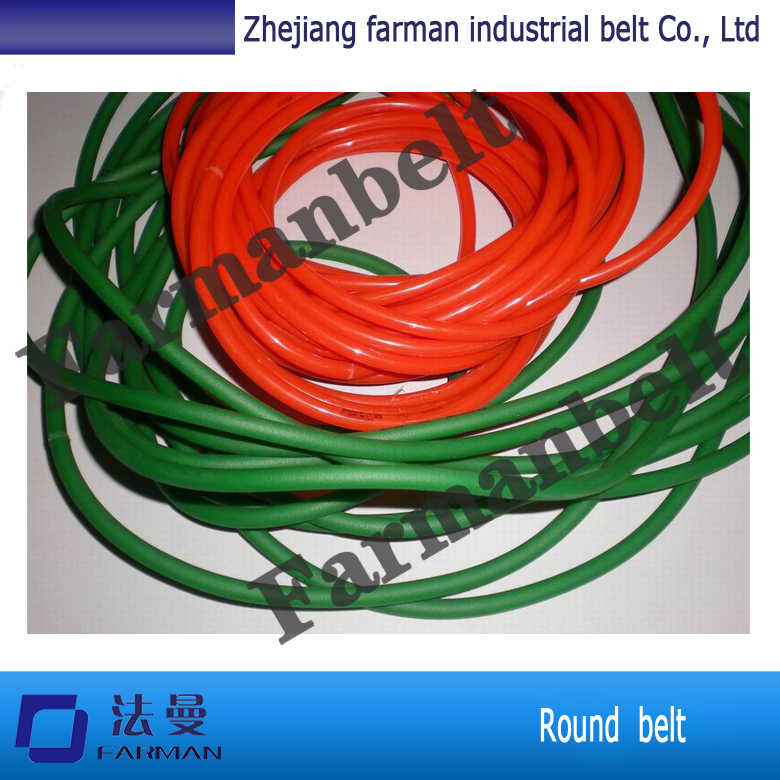 Top Quality Smooth surface and Rough Surface Round Belt