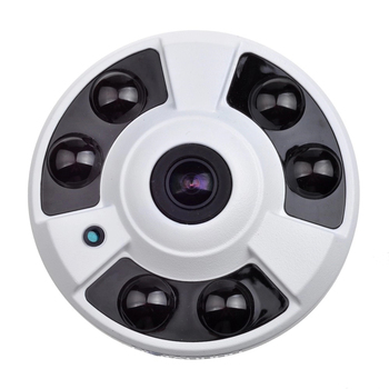 Dome AHD Camera 4MP High Resolution Wide Angle 180 360 Degree Fisheye Home Security Camera 2MP 4MP AHD Surveillance IR Camera 2mp poe camera 180 degree 360 degree fisheye lens ir distance 40m vandalproof onvif p2p dome cctv security indoor ip camera