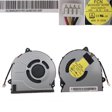 New Laptop Cooling Fan For LENOVO IDEAPAD G40 G50 PN:EG75080S2-C011-S9A CPU Radiator new lcd screen video cable for lenovo g40 g40 45 g40 30 g40 70 laptop flex cable p n dc02001m600