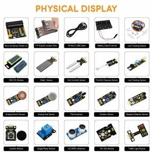 Image 3 - Keyestudio 37 In 1 Sensor Starter KitสำหรับBBC Micro:Bit (Micro:Bit Board)