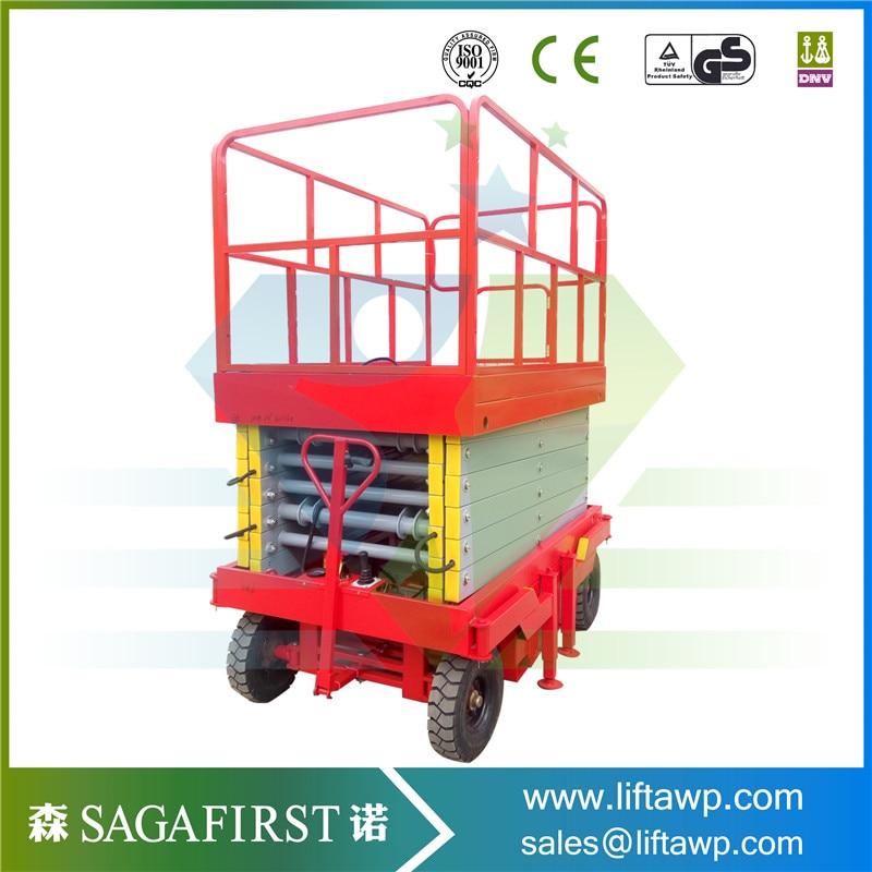 Full Electric Hydraulic Scissor Lift