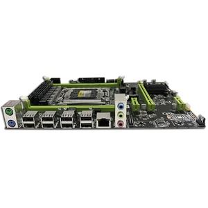 Image 5 - X79M פרו האם Intel Lga 2011 E5 2640 2650 2660 2680 Ddr3 1333/1600/1866Mhz 32gb M.2 Pci E M Atx Mainboard
