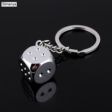 Metal key button personality dice key button key button custom key button accessories high-end GX-131 button