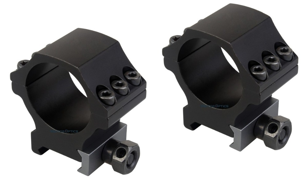 30mm X-Accu Picatinny Low Acom 1