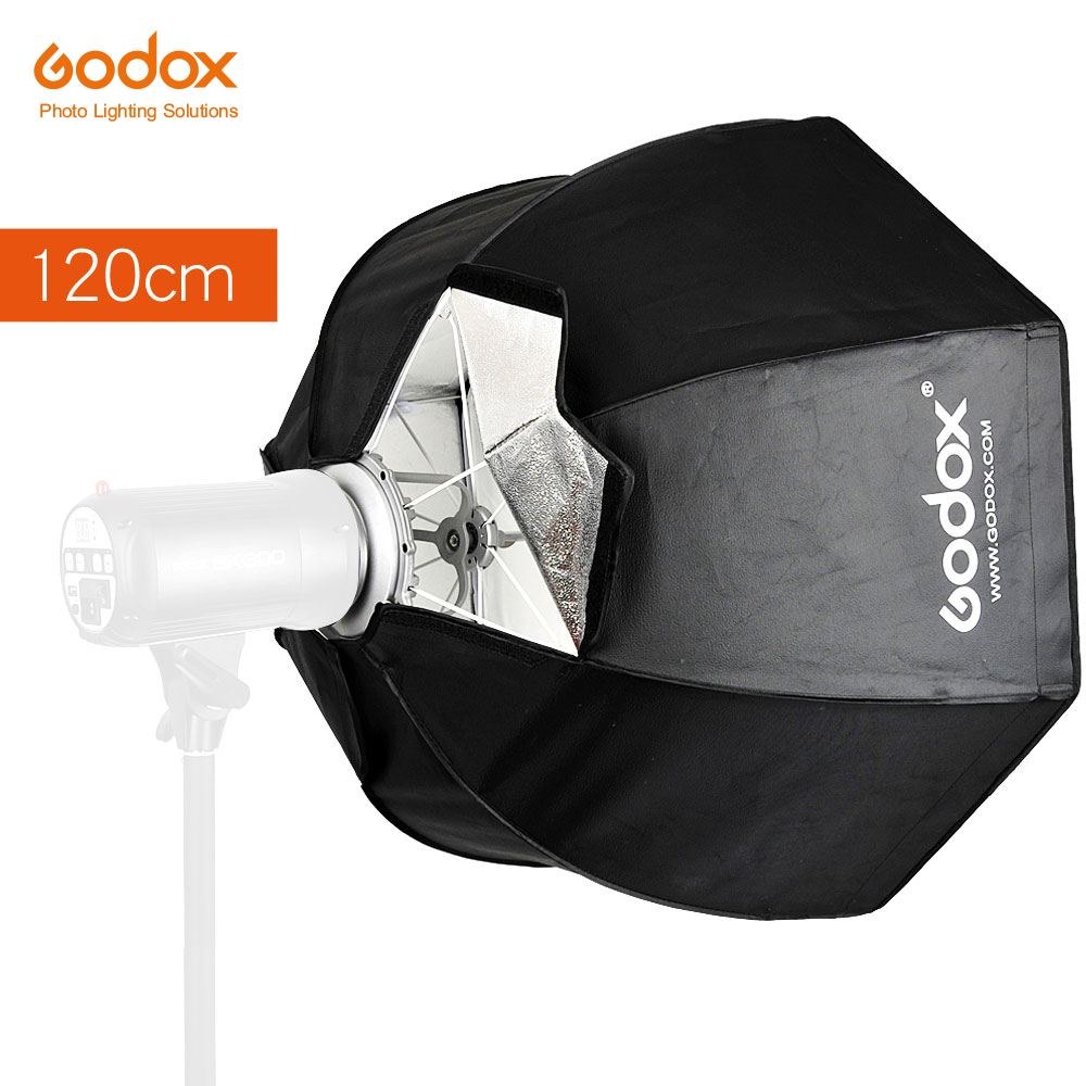 Godox Umbrella Softbox Price In Pakistan: Godox 120cm Portable Octagonal Umbrella Softbox SB UE
