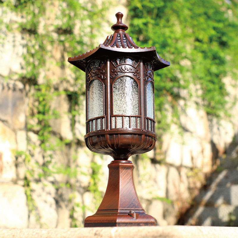 Buy retro outdoor light posts and get free shipping on aliexpress audiocablefo