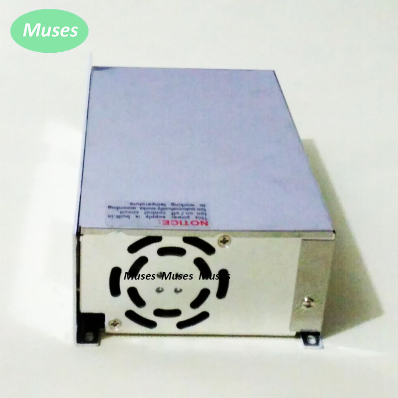 600W 75V 8A Single Output Switching power supply for LED Strip light AC to DC LED
