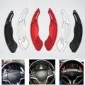 Алюминиевый Сплав руль DSG весла для Honda SPIRIOR 2015 2016 Весла Коробка Передач Автомобильные Аксессуары Наклейки Обложки