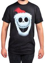 short sleeve cotton t shirts man clothing mens nightmare before christmas t shirt - Nightmare Before Christmas Clothing