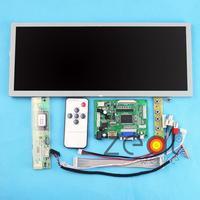 480 дюймов 1280*12,3 LQ123K1LG03 ЖК дисплей панель + HDMI + VGA + 2AV ЖК контроллер плата привода LVDS кабель