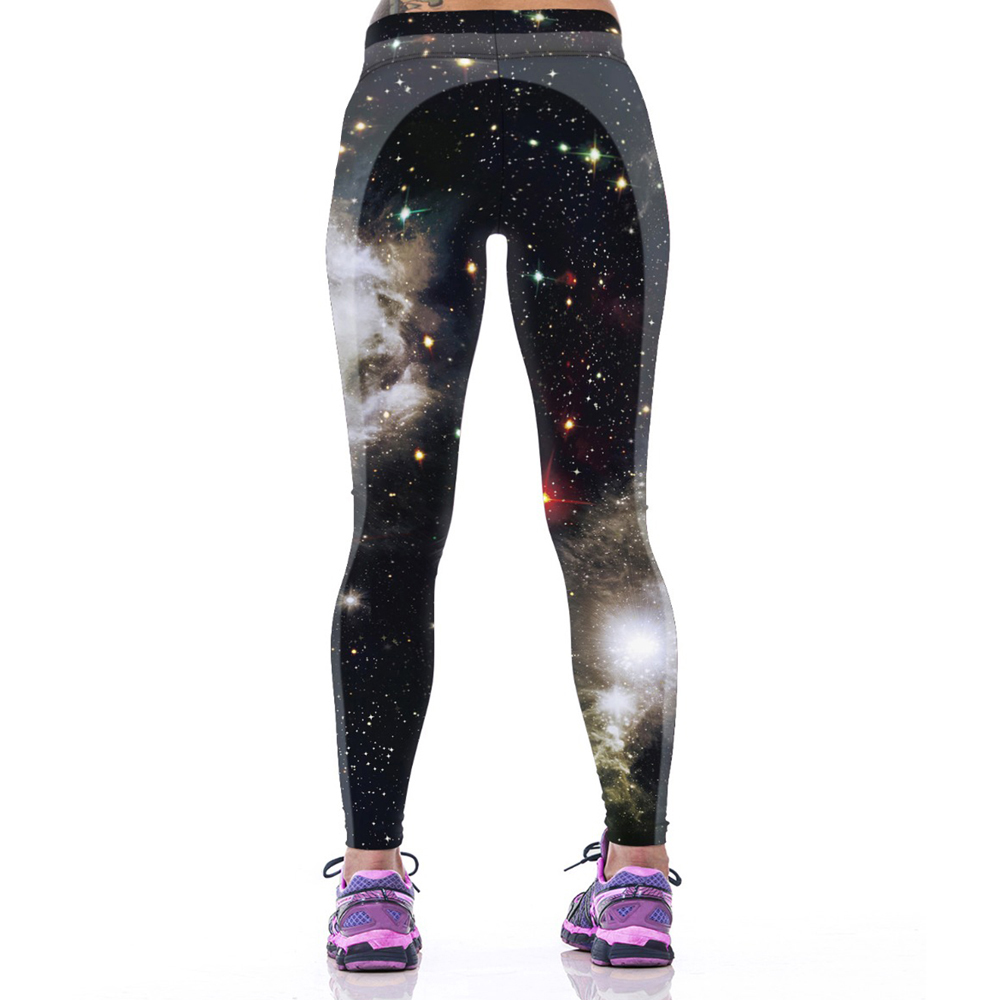 EAST-KNITTING-F1475-New-Style-Women-s-Sport-Leggings-Fashion-Starry-Night-Leggings-Middle-Waist-Elastic (2)