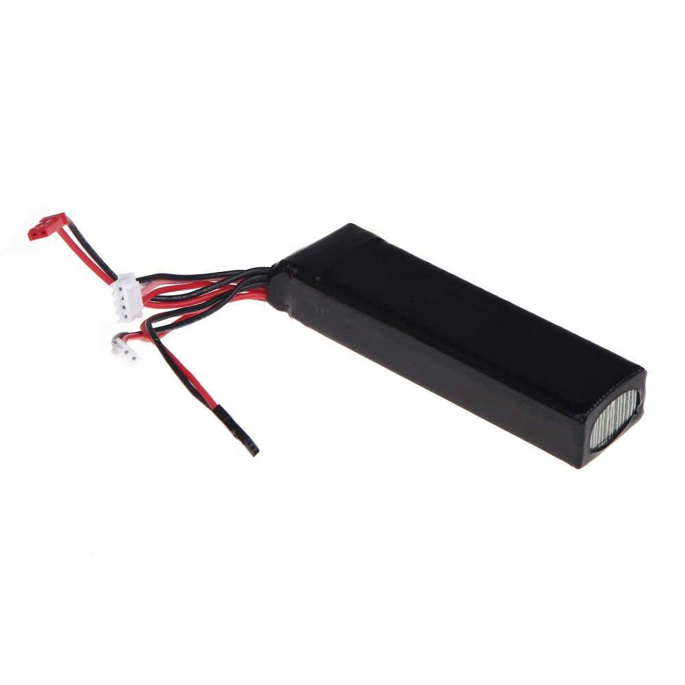 Оригинальный BQY передатчик 11,1 В 2200 мАч LiPo батарея 3S 3 Разъем для JR Futaba Walkera WFLY FS передатчик батарея