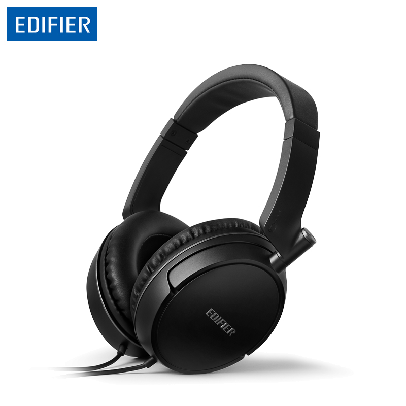 Extra bass noise cancelling earphones - noise cancelling headphones edifier